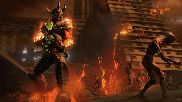Saints Row Gat out of Hell Yükle