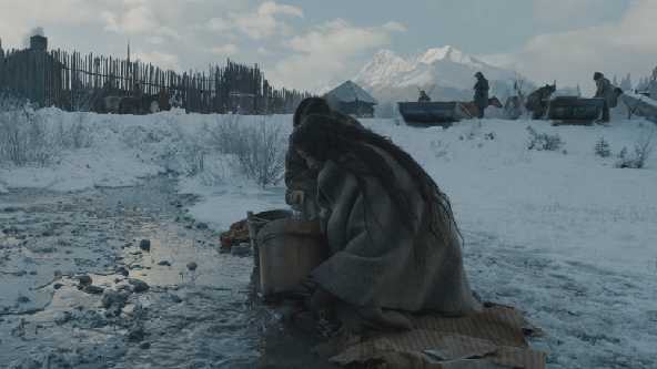 The Revenant (Diriliş) Yükle