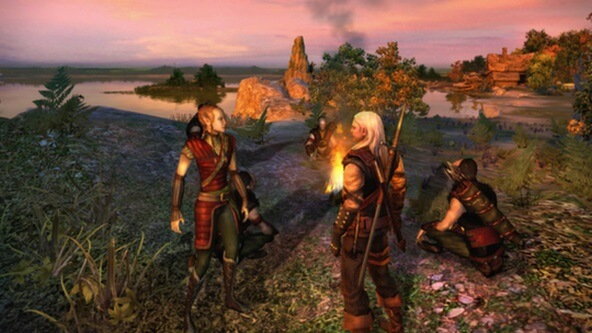 The Witcher Enhanced Edition Director's Cut İndir