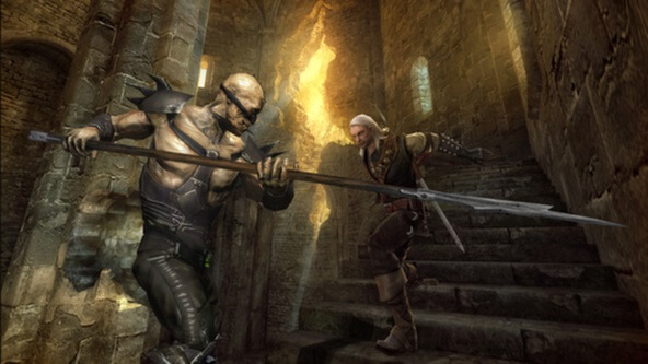 The Witcher Enhanced Edition Director's Cut Yükle