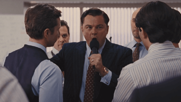 The Wolf of Wall Street (Para Avcısı) Yükle