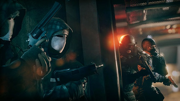 Tom Clancy's Rainbow Six Siege Yükle