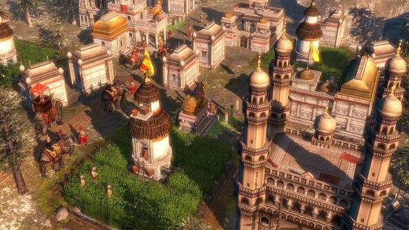 Age of Empires III The Asian Dynasties İndir