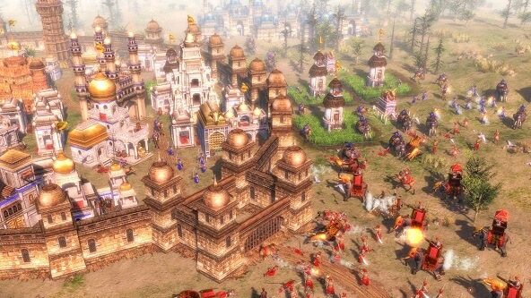 Age of Empires III The Asian Dynasties Yükle