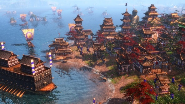 Age of Empires III The Asian Dynasties Download