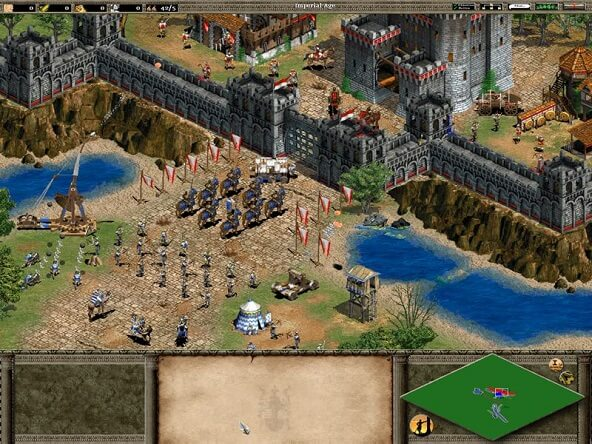 Age of Empires II The Age of Kings Yükle