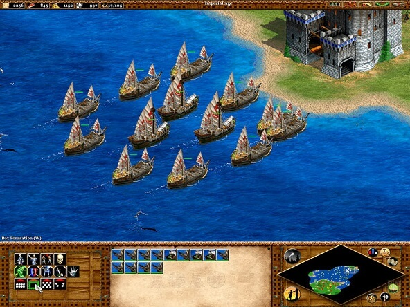 Age of Empires II The Conquerors Yükle