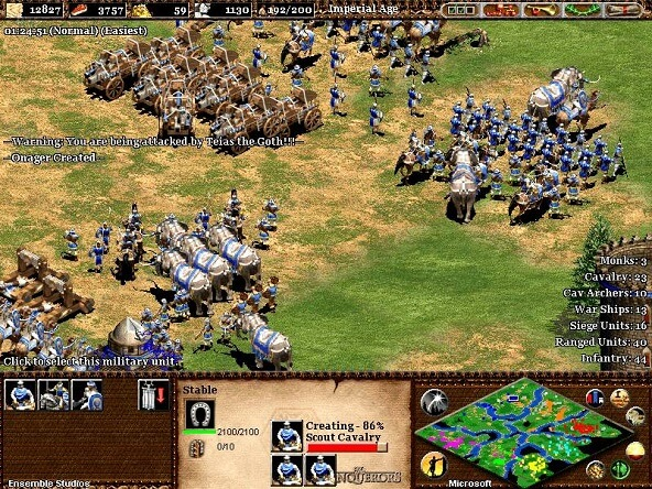 Age of Empires II The Conquerors Download