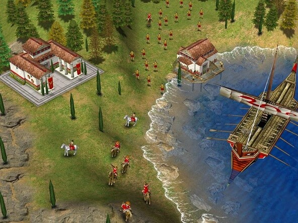 Age of Mythology Yükle