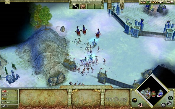 Age of Mythology The Titans Yükle