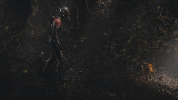 (Ant-Man) Karınca Adam Yükle