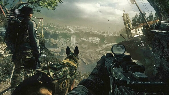 Call of Duty Ghosts İndir
