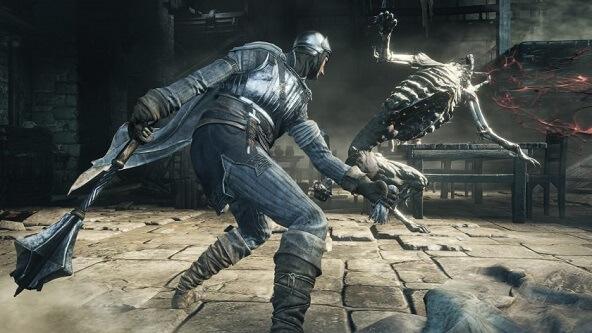Dark Souls III Yükle