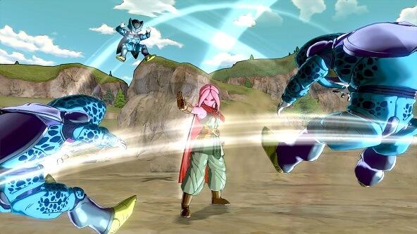 Dragon Ball Xenoverse Yükle