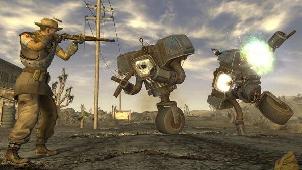 Fallout New Vegas Yükle