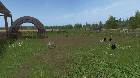 Farming Simulator 17 İndir