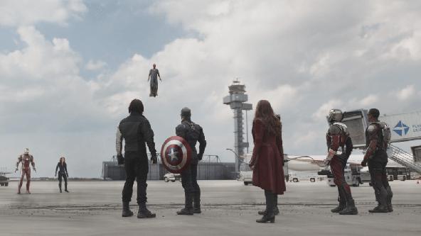 Kaptan Amerika 3 Kahramanların Savaşı Yükle