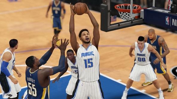NBA 2K17 Yükle