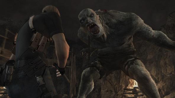 Resident Evil 4 Yükle