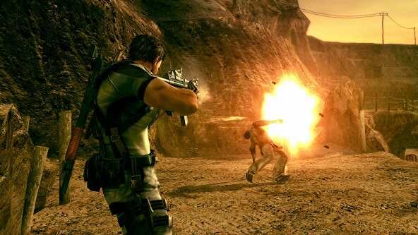 Resident Evil 5 Gold Edition İndir