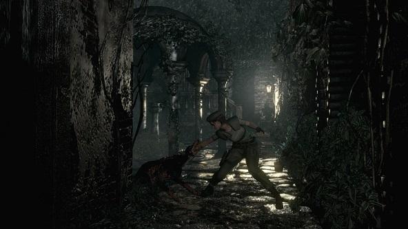 Resident Evil HD Remaster Yükle