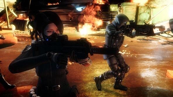 Resident Evil Operation Raccoon City İndir