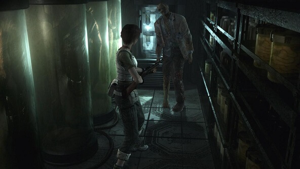 Resident Evil Zero HD Remaster Download