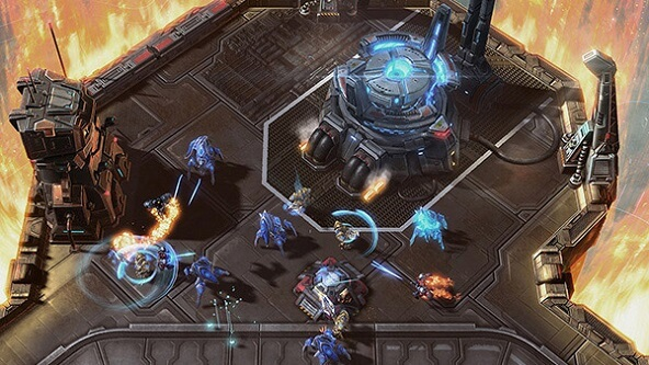 StarCraft 2 Legacy of the Void Yükle