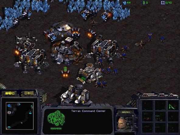 StarCraft Yükle