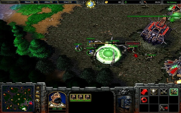 Warcraft 3 Yükle