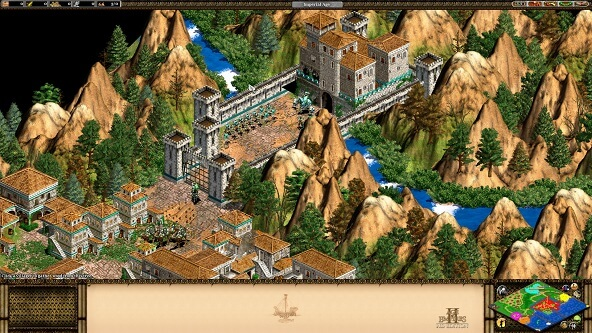 Age of Empires II HD The Forgotten Download