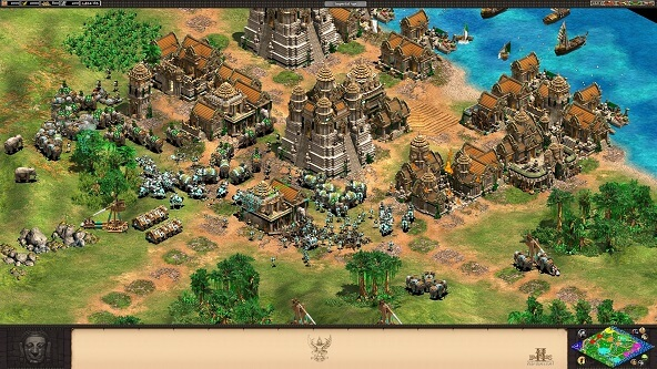 Age of Empires II HD Rise of the Rajas İndir