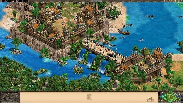 Age of Empires II HD Rise of the Rajas Yükle