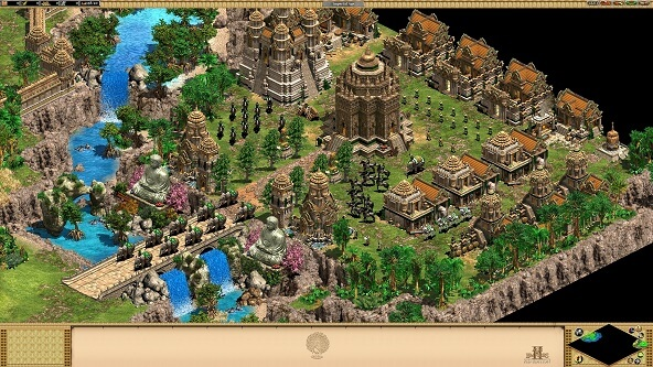 Age of Empires II HD Rise of the Rajas Download
