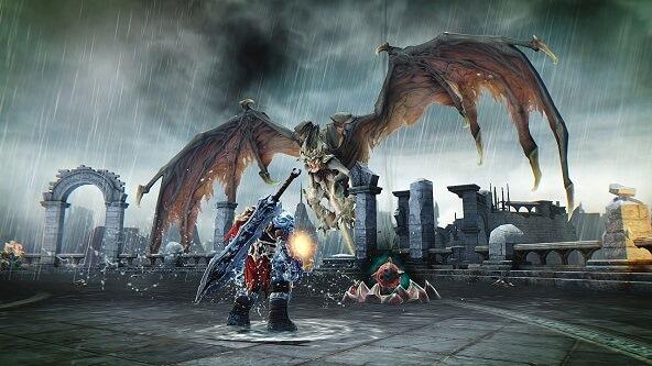 Darksiders Warmastered Edition Yükle