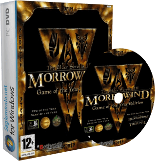 The Elder Scrolls III Morrowind İndir