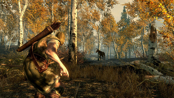 The Elder Scrolls V Skyrim Yükle