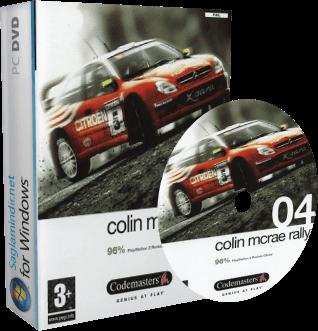 Colin McRae Rally 04 İndir