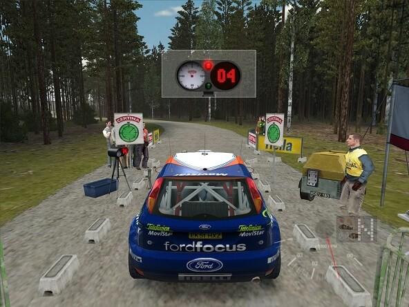 Colin McRae Rally 3 İndir