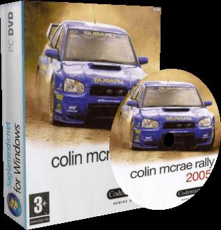 Colin McRae Rally 2005 İndir