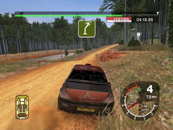 Colin McRae Rally 2005 Yükle