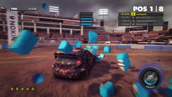 Dirt Showdown Yükle