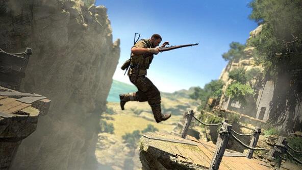 Sniper Elite III Yükle
