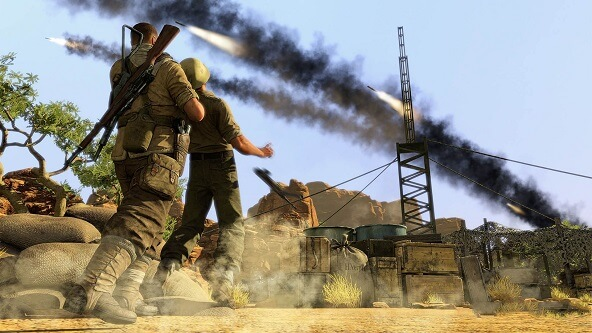 Sniper Elite III Download