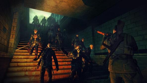 Sniper Elite Nazi Zombie Army Yükle
