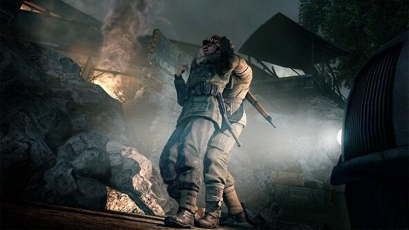 Sniper Elite V2 Yükle