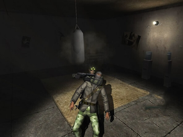 Tom Clancy's Splinter Cell Pandora Tomorrow Yükle
