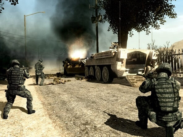 Tom Clancy's Ghost Recon Advanced Warfighter 2 Download