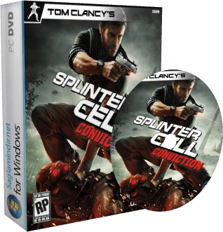 Tom Clancy's Splinter Cell Conviction İndir
