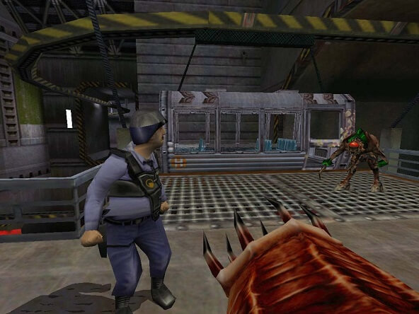 Half-Life Opposing Force Yükle